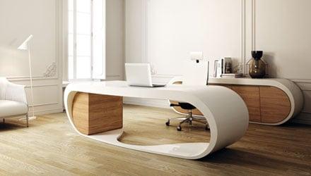 Goggle Desk di Babini Office
