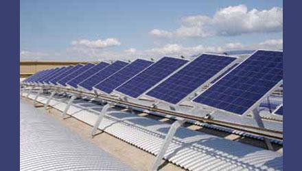 Modulo Fotovoltaico Multicristallino ES240 di Electrosolar