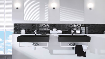 Bianconero and Ivoire by Villeroy & Boch