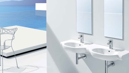 New Meridian by Roca