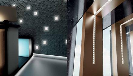 Sistema Decimetro di Martini Illuminazione