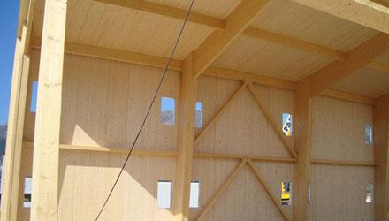 Pannello universale di Holzbau