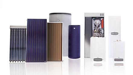 Nuovi collettori solari e sistemi fotovoltaici di Baxi