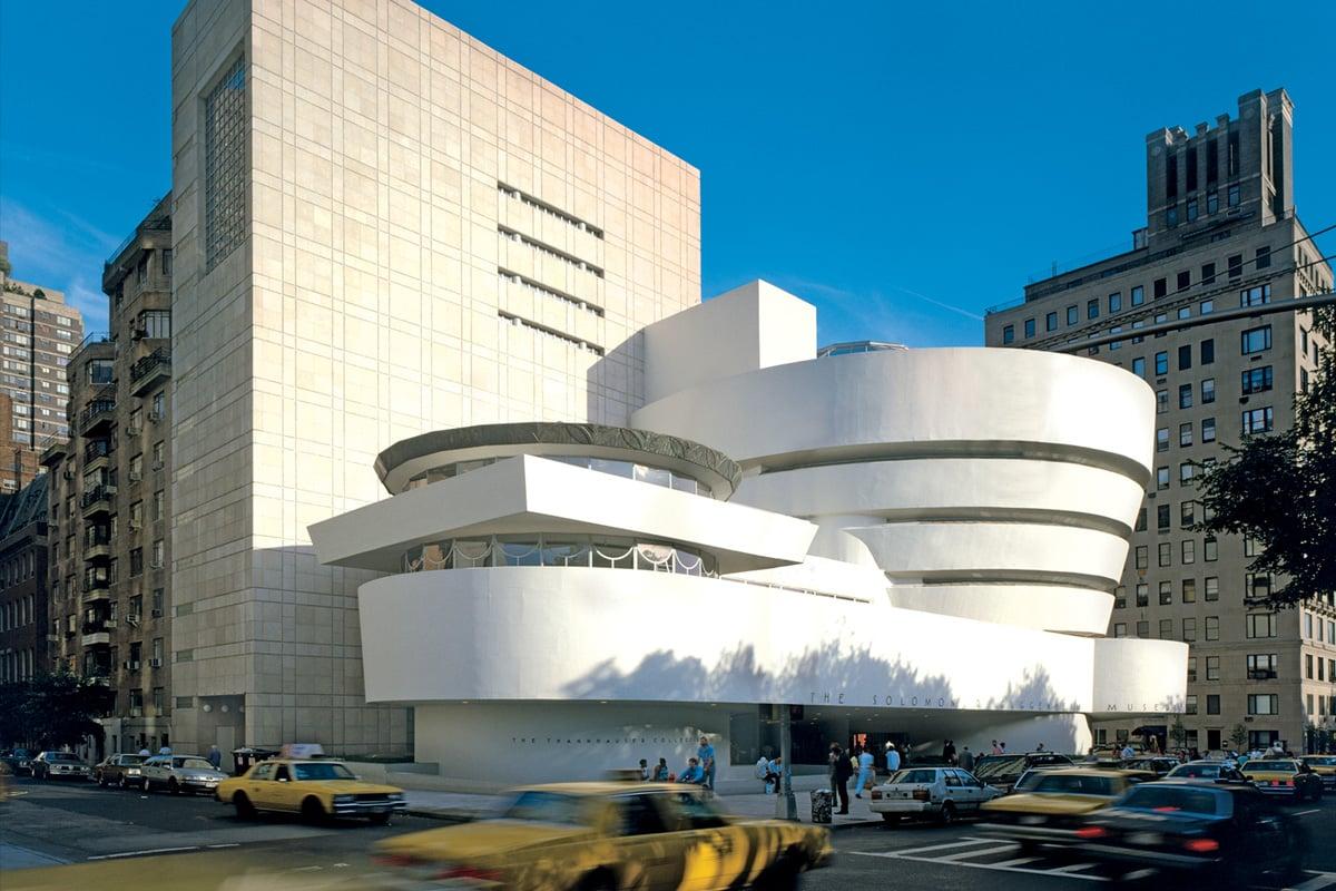 Restauro Guggenheim Museum