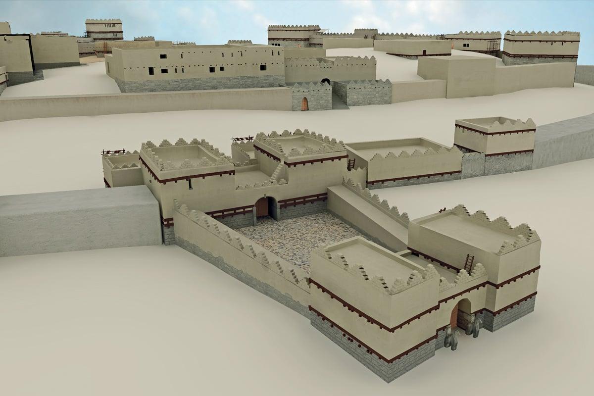 Consolidamento e Ripristino del Sito Archeologico