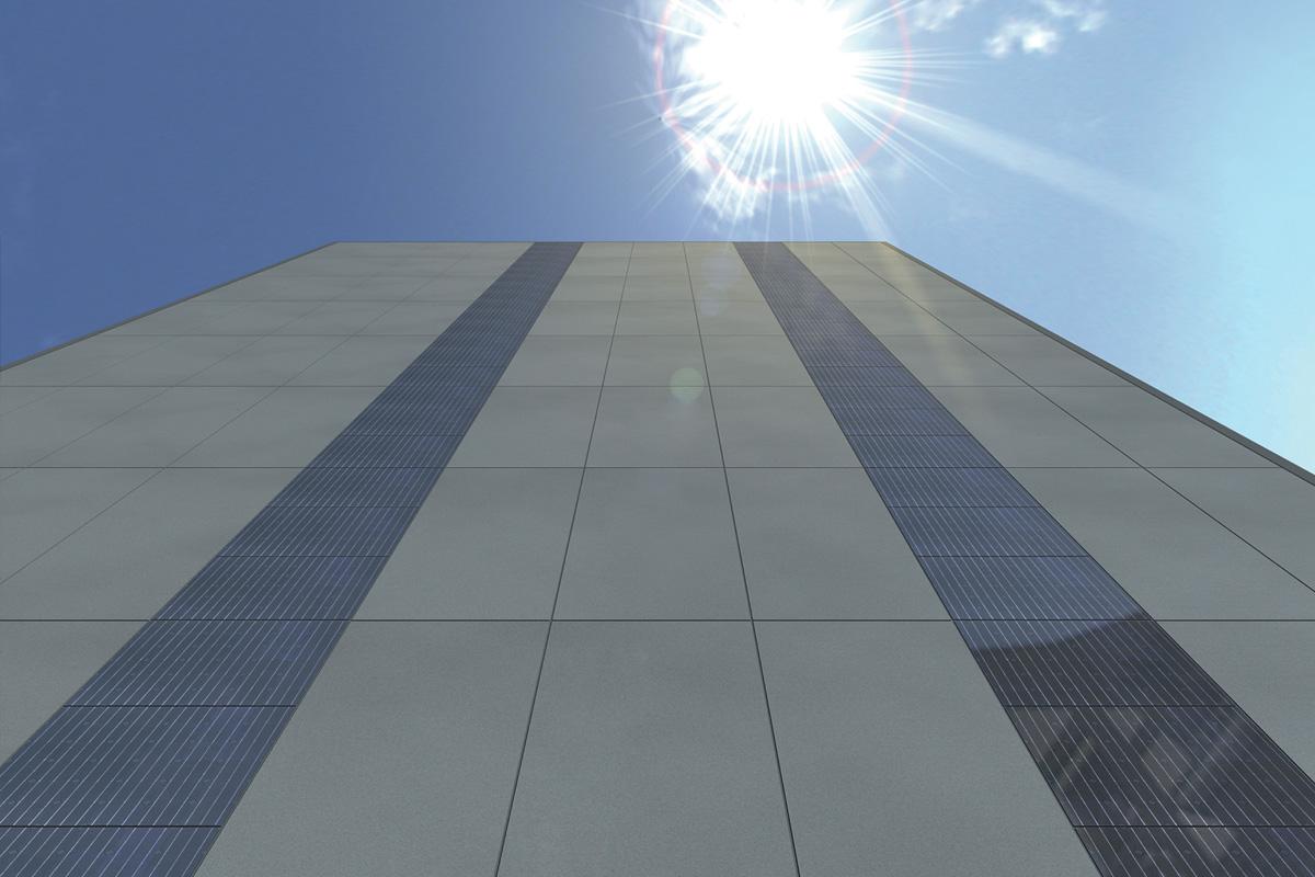 Laminam Energia - High energy efficiency and looks to match