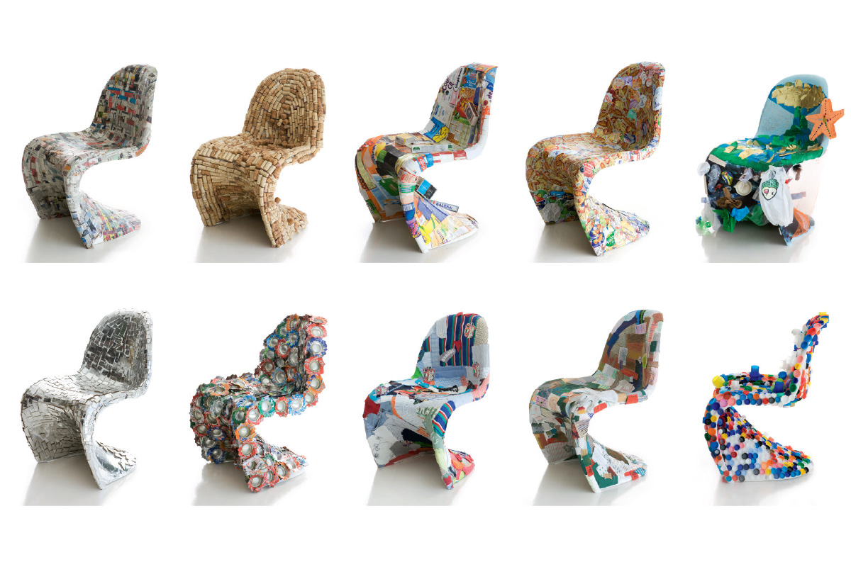 Panton Chair: Buon compleanno