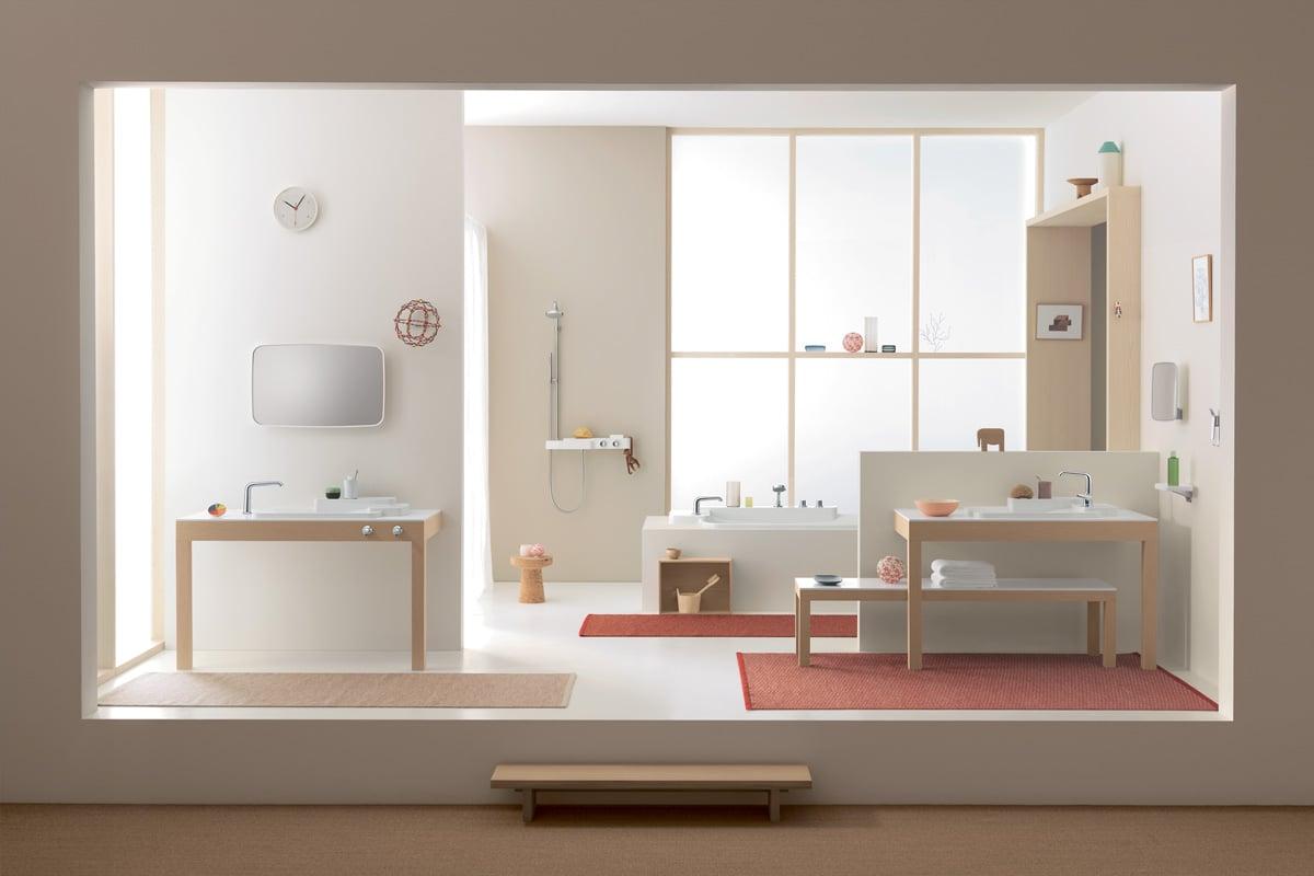 Axor Bouroullec - Libertà di creare il bagno