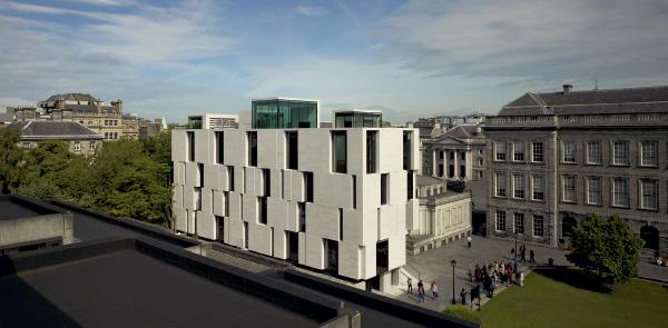 Long Room Hub, Trinity College