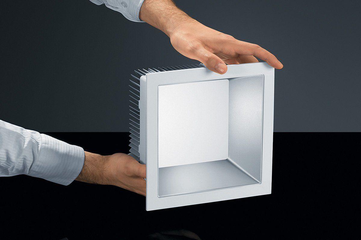 Panos Infinity Tunable White - Variable Colour temperature, design and efficiency
