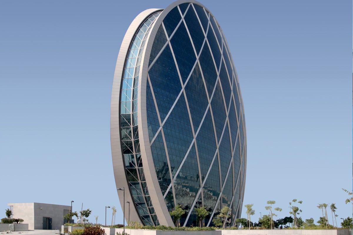 Abu Dhabi HQ Building