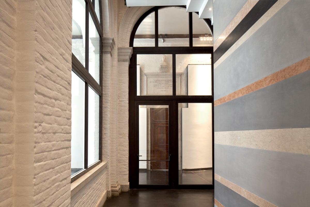 Restauro delle Gallerie dell'Accademia