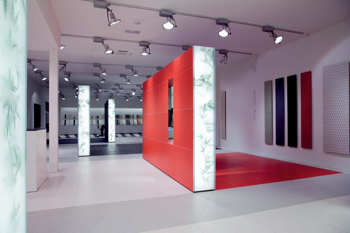 Showroom Eiffelgres