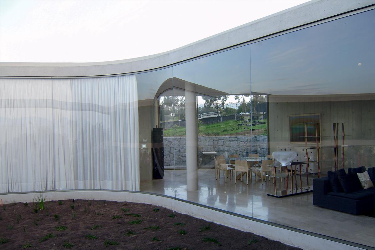 Planibel Clearvision - Vetro extrachiaro per l'architettura