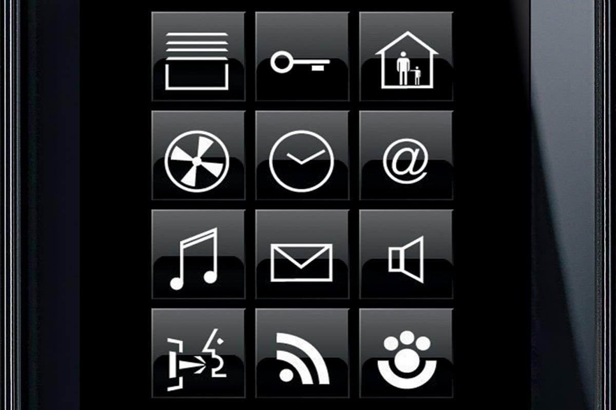 Smart-Control KNX - Design e semplicità di utilizzo