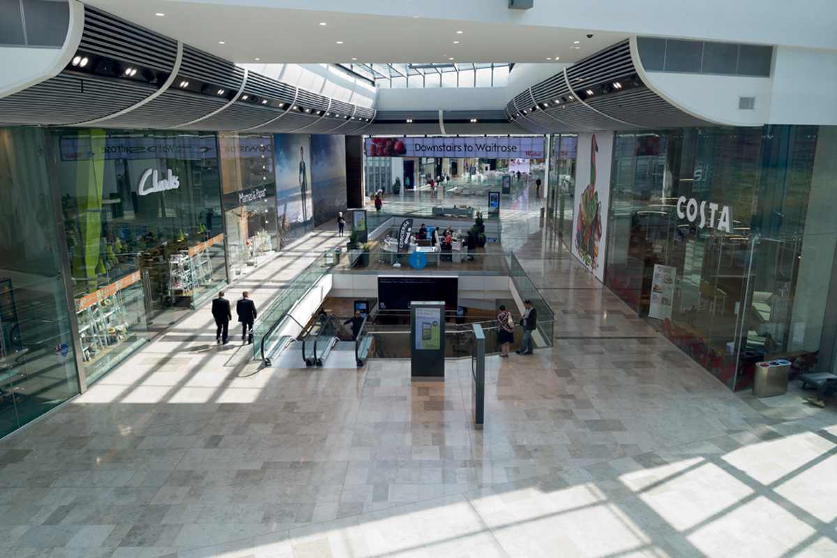 Centro commerciale Westfield Stratford City