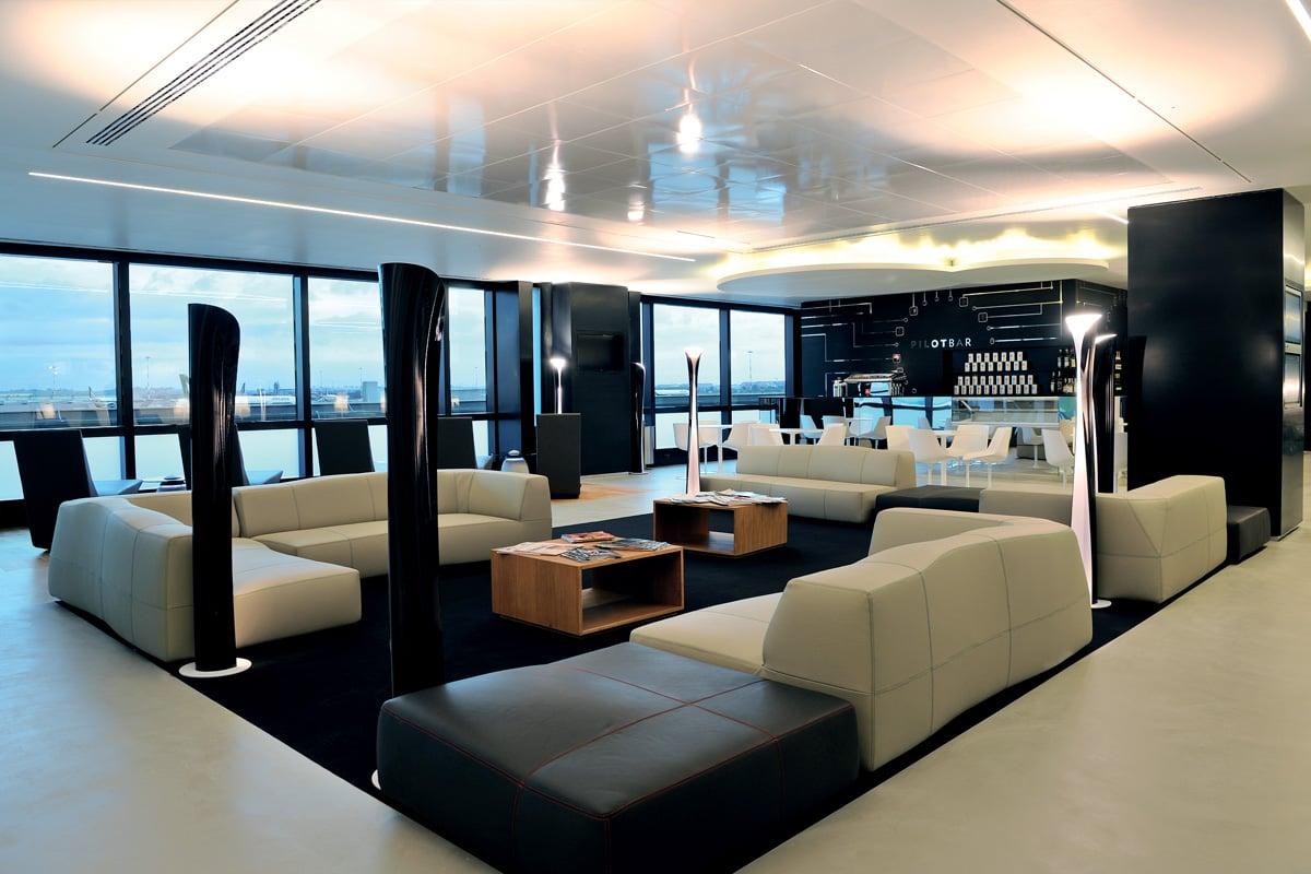 Dolce Vita Lounge - Leonardo da Vinci Airport - Terminal 1