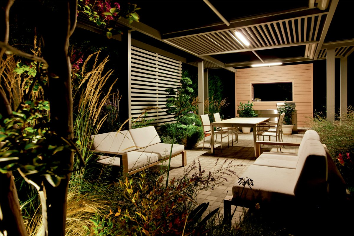 Esterni A&DP - Living space outside