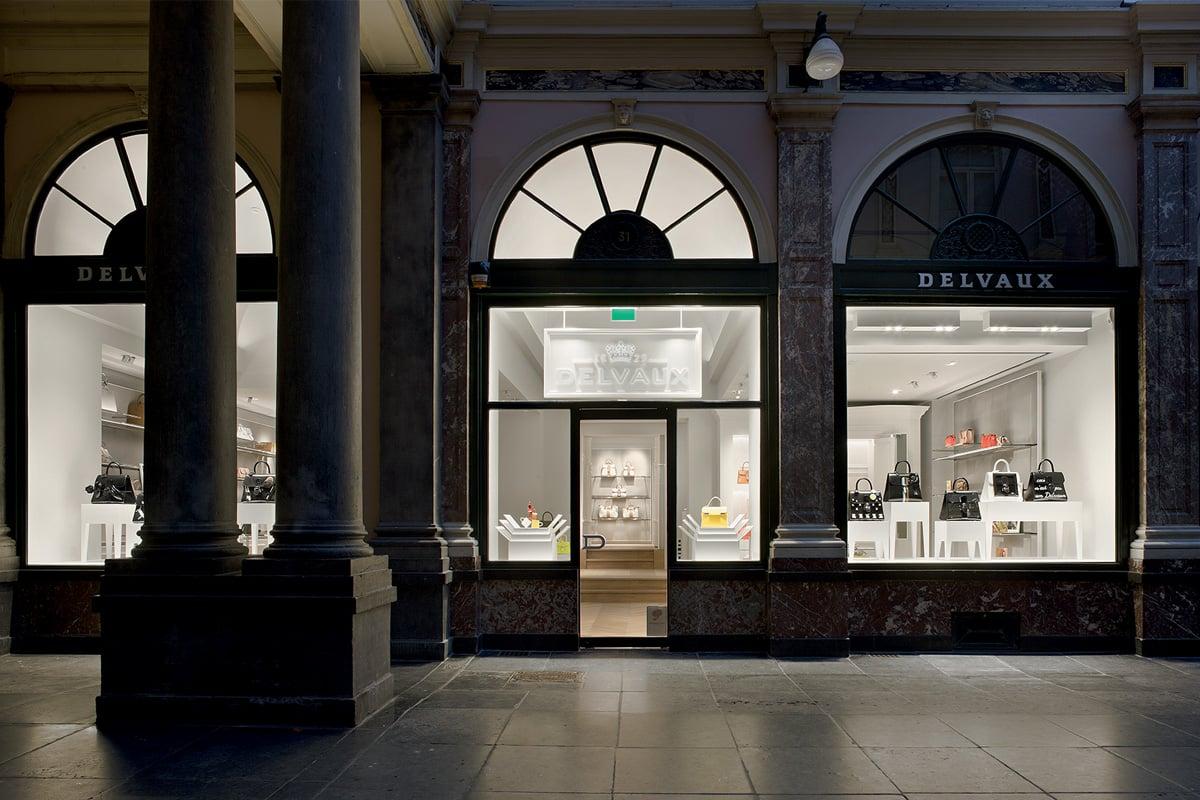 Delvaux Concept Store