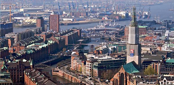 Amburgo. Abitare sull'acqua