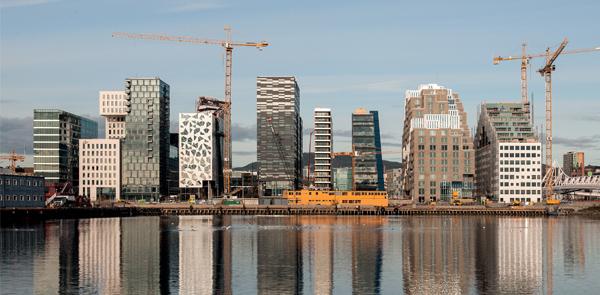 Benessere vs architettura in Norvegia