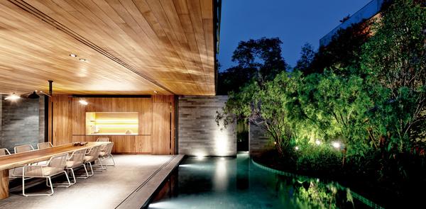 Wall House - Singapore