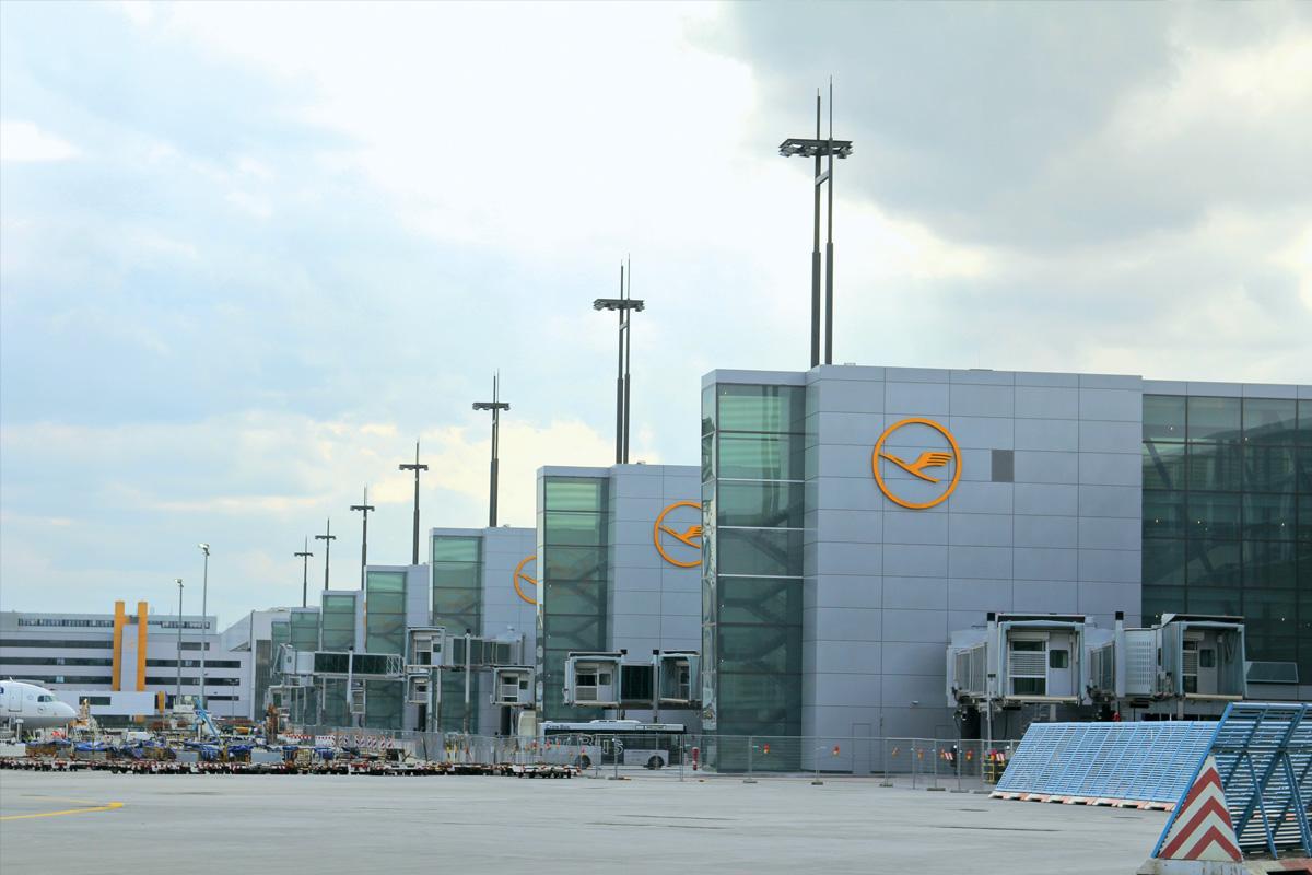 Terminal A-Plus - Frankfurt Airport?