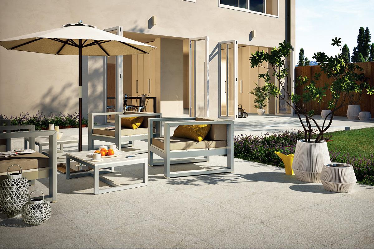 Multiquartz20 pavimentazioni esterne flessibili e resistenti