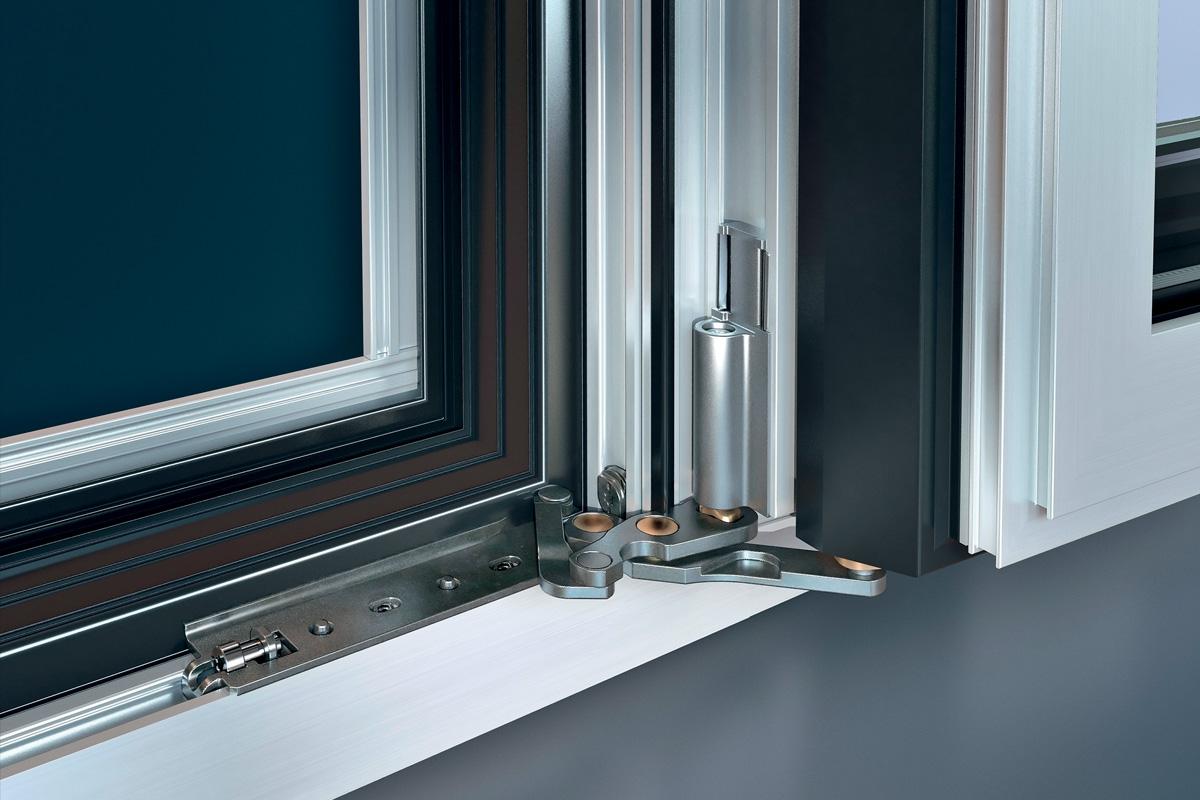 SimplySmart Innovazione per finestre e facciate in alluminio
