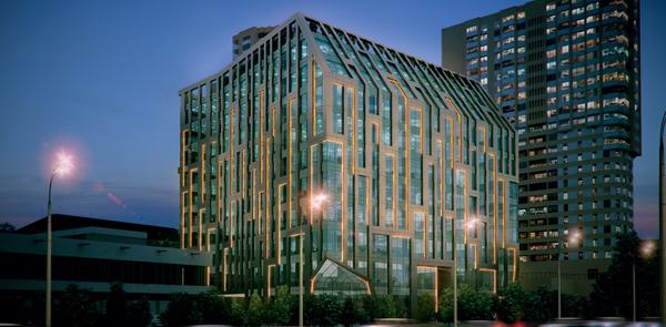 Edificio per uffici iCube