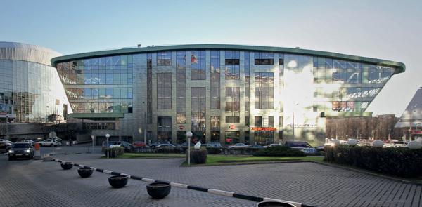 Complesso direzionala Olympic Hall