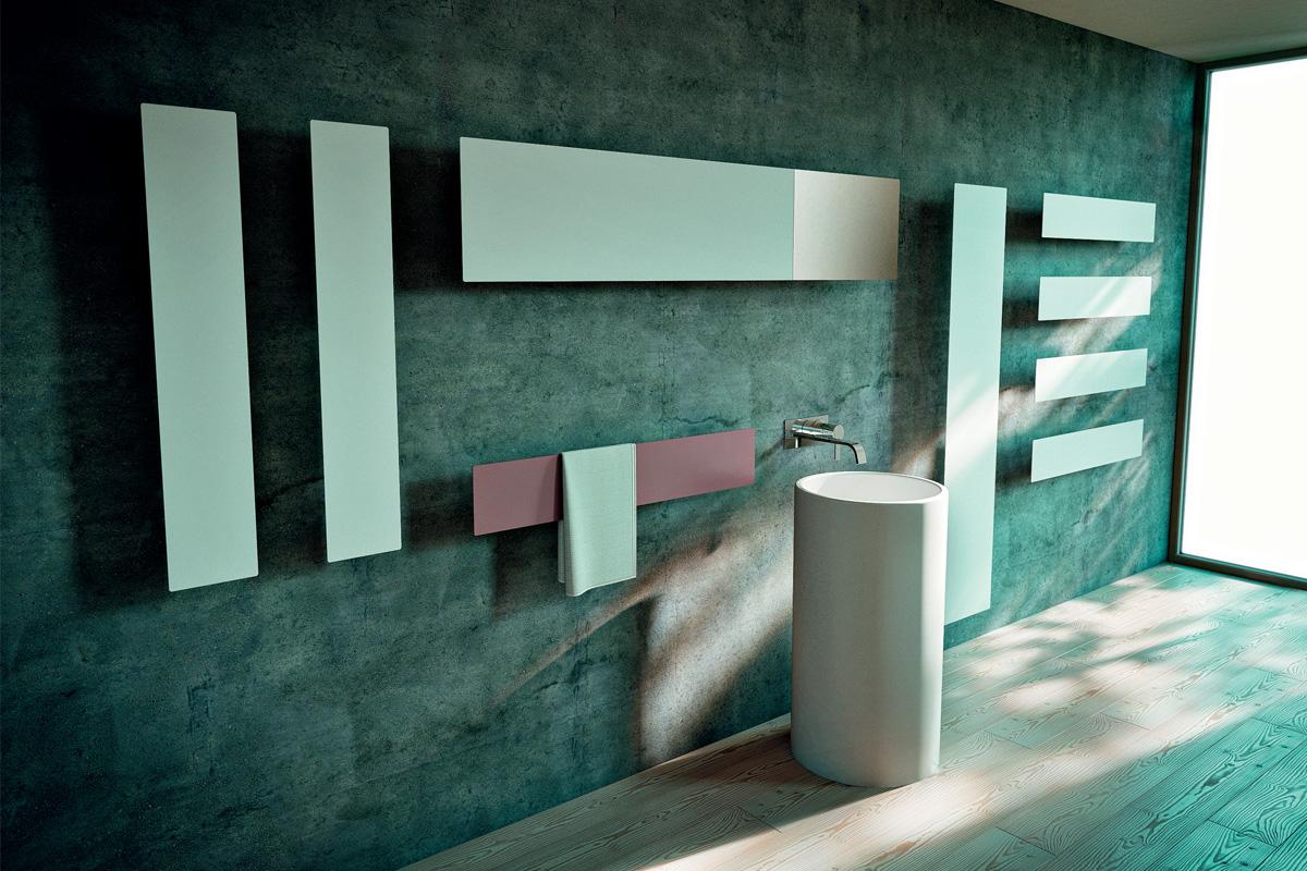 Tavola e Tavoletta - Termoarredo di design