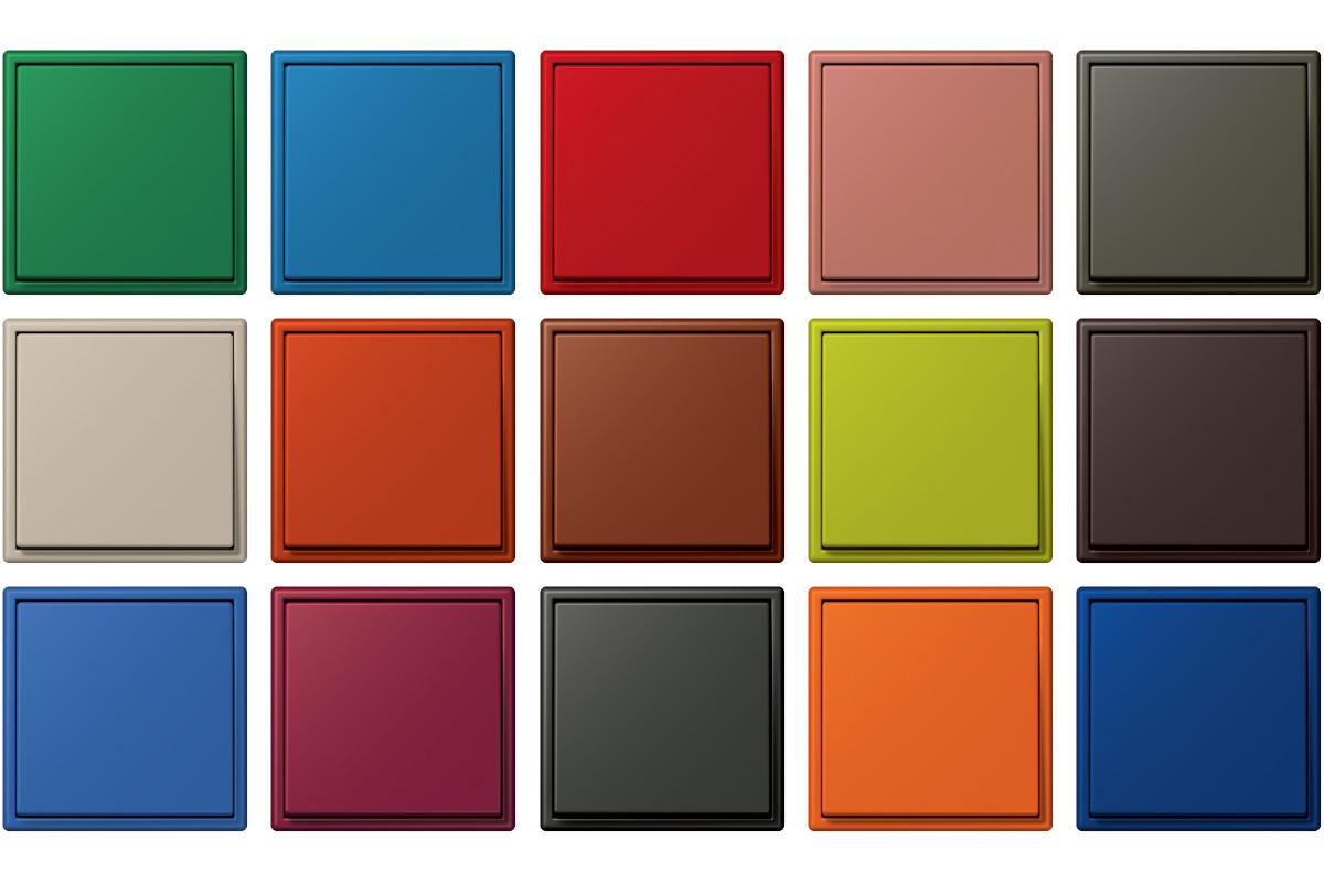 LS 990 - Un classico veste colori esclusivi