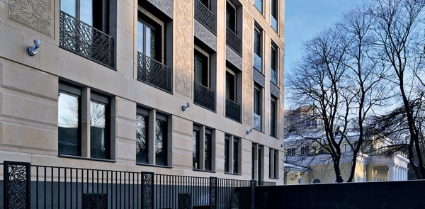 Complesso residenziale Granatny 6