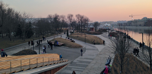Urban life - Nuovi spazi pubblici