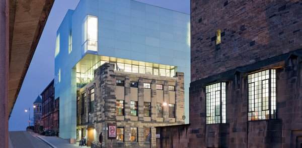 Reid Building, Glasgow School of Art