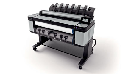 Designjet T3500 - Elevata qualità di stampa anche per grandi formati