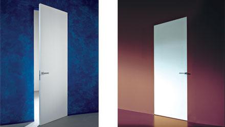 Essential Battente - Integrare la porta nella parete