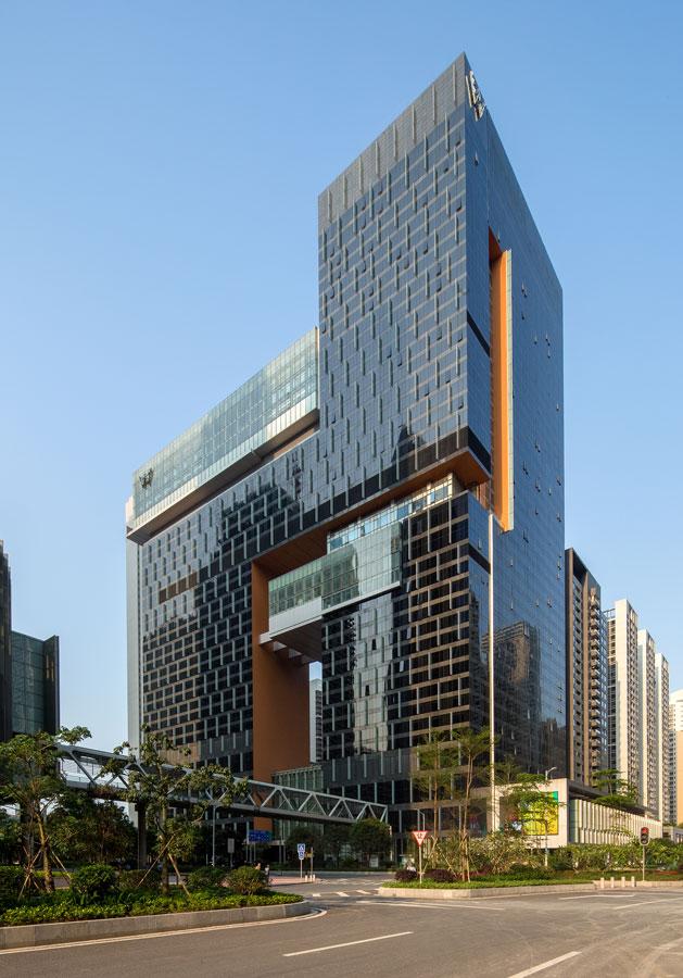 W guangzhou hotel residences for W hotel design