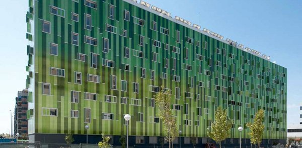 123 SOCIAL HOUSING APARTMENTS IN VALLECAS, Madrid