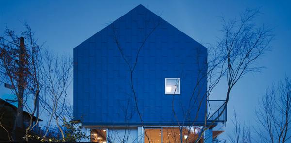 House in Ashiya-Okuike