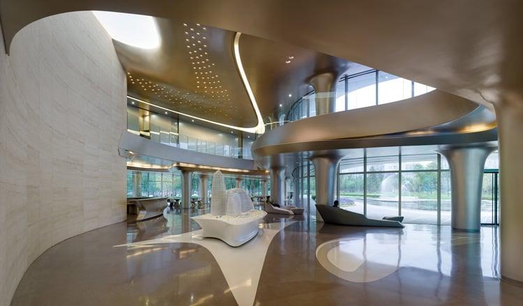 Zaha Hadid Architects |