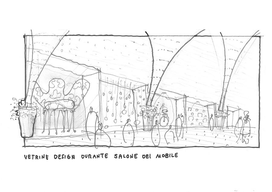 Techno-souq concept © Cibicworkshop