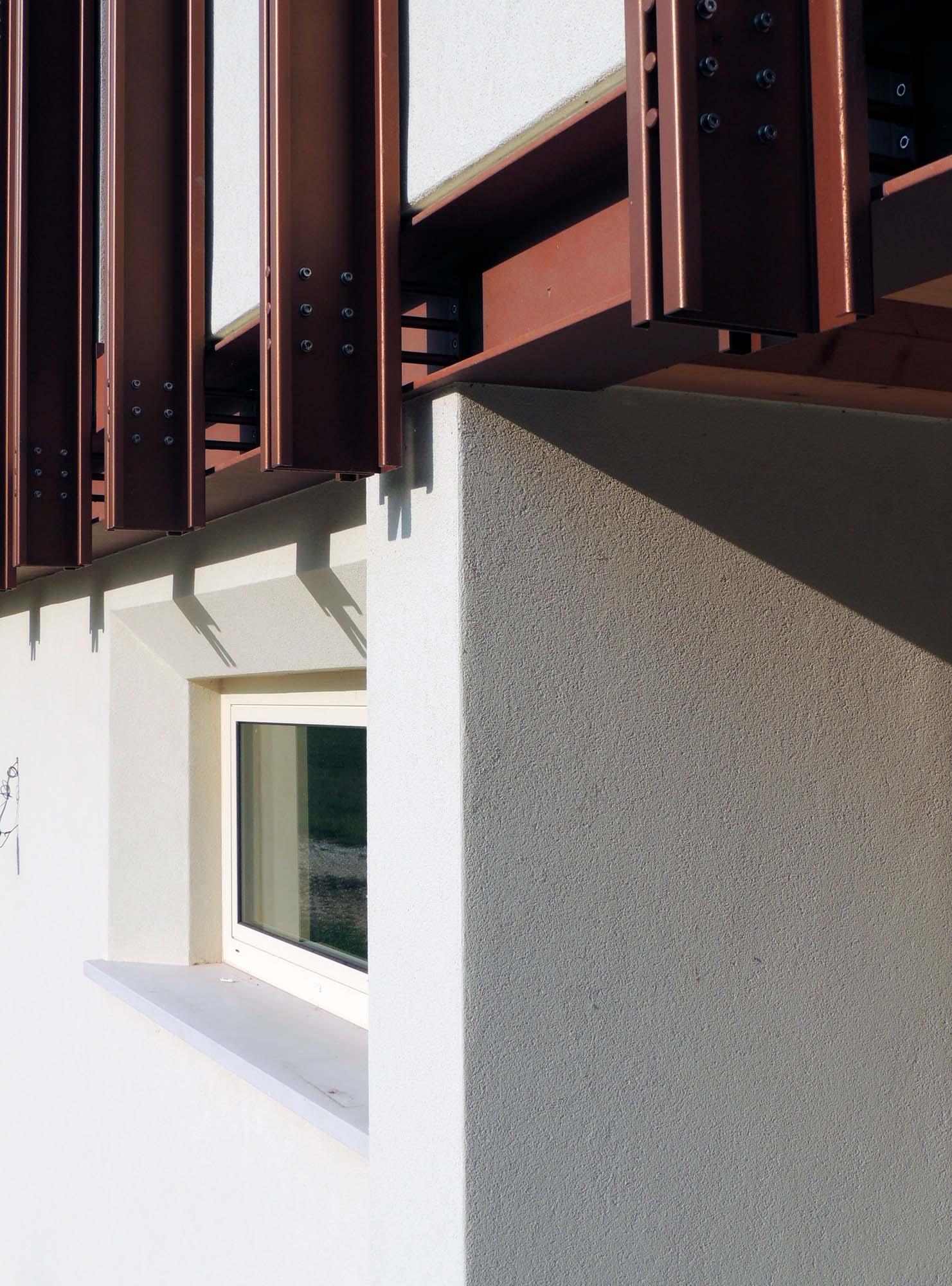 Bruno Stocco Architetto: GaMa House in Santa Giustina in Colle
