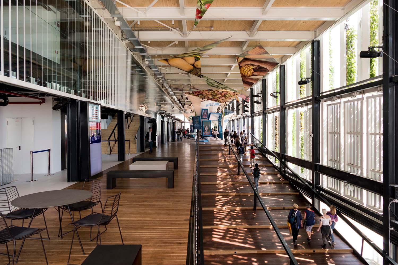 Padiglione USA, James Biber © Saverio Lombardi Vallauri, Courtesy Biber Architects