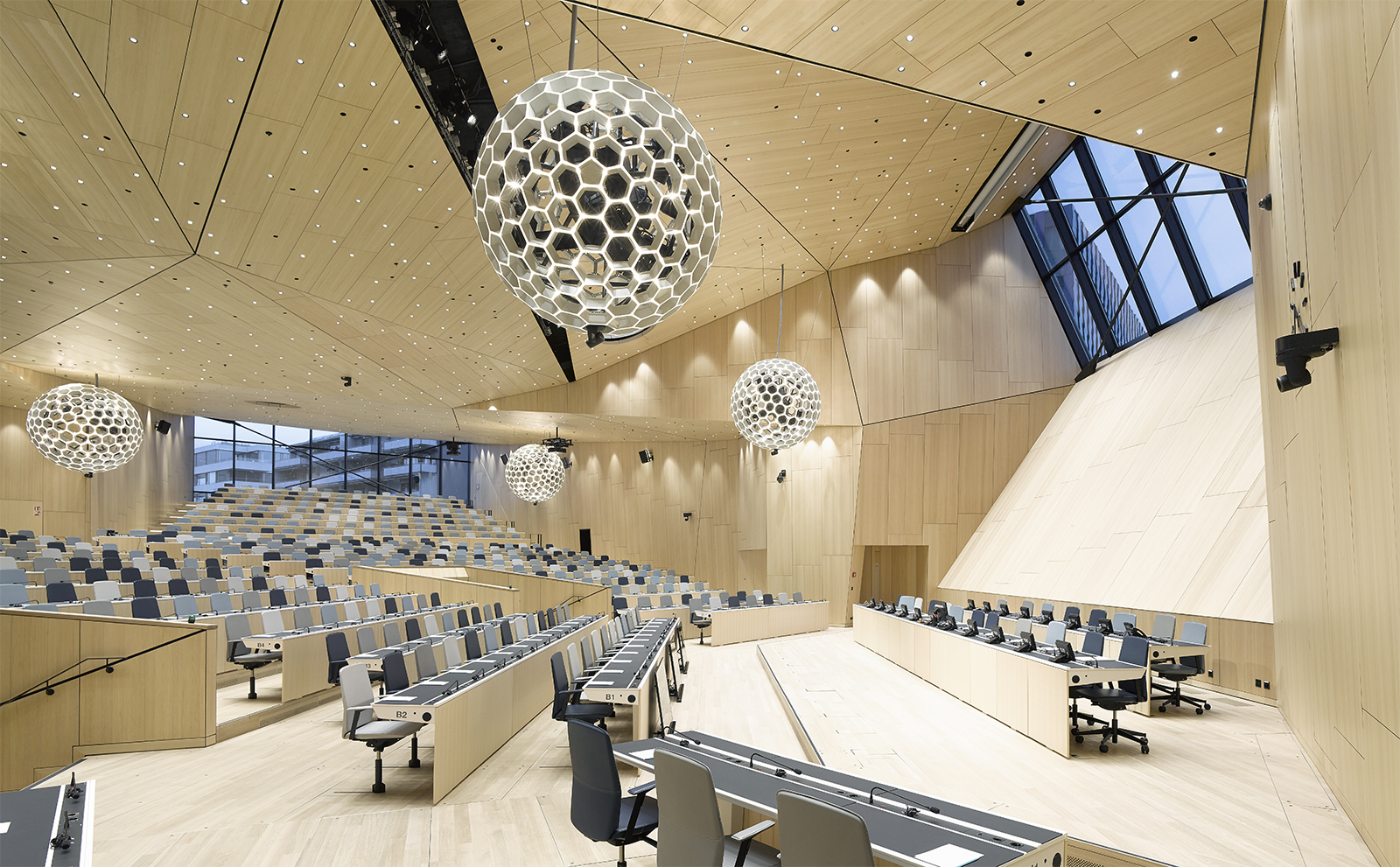 Wipo Ompi Salle De Conference