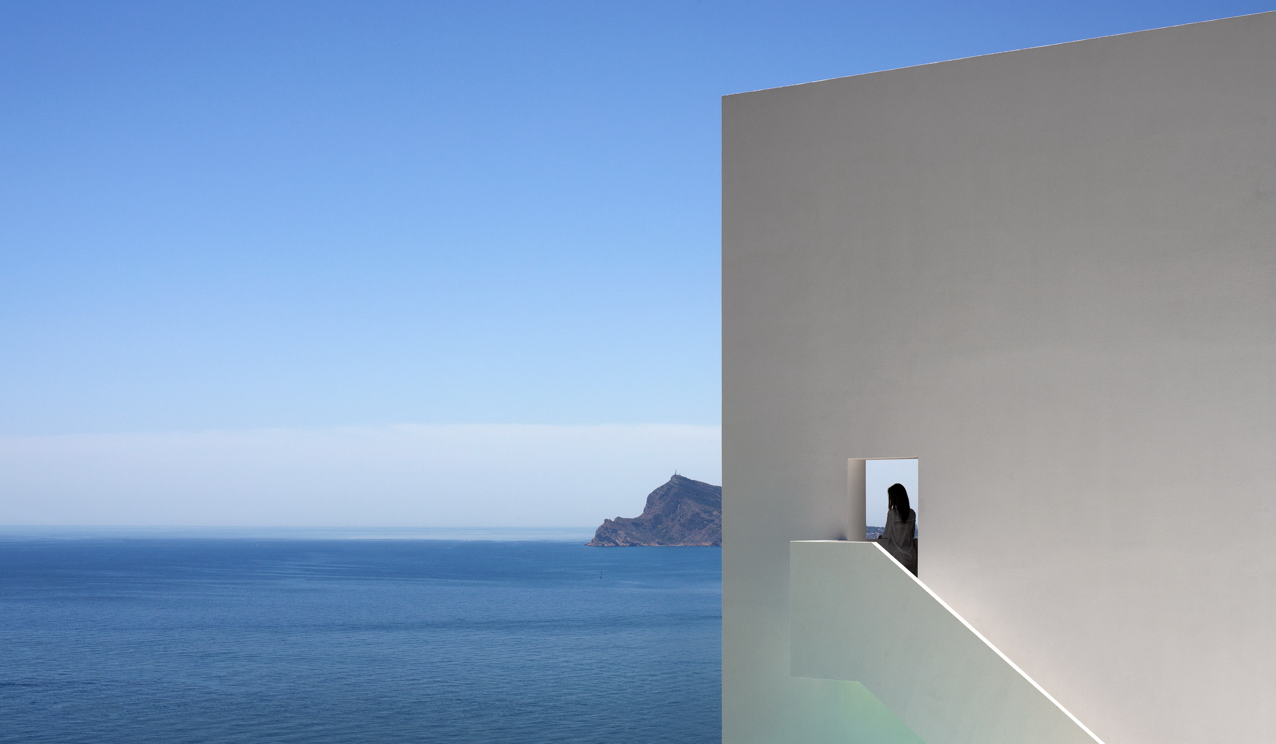 Fran silvestre arquitectos house of the cliff - Fran silvestre arquitectos ...