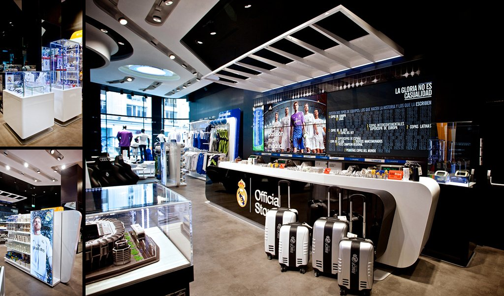 e983e5a60 Real Madrid Official Store