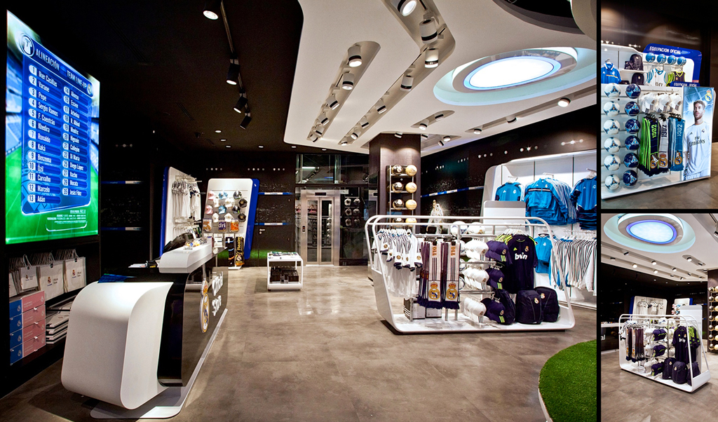 4d4984973 Sanzpont  arquitectura  - Real Madrid Official Store
