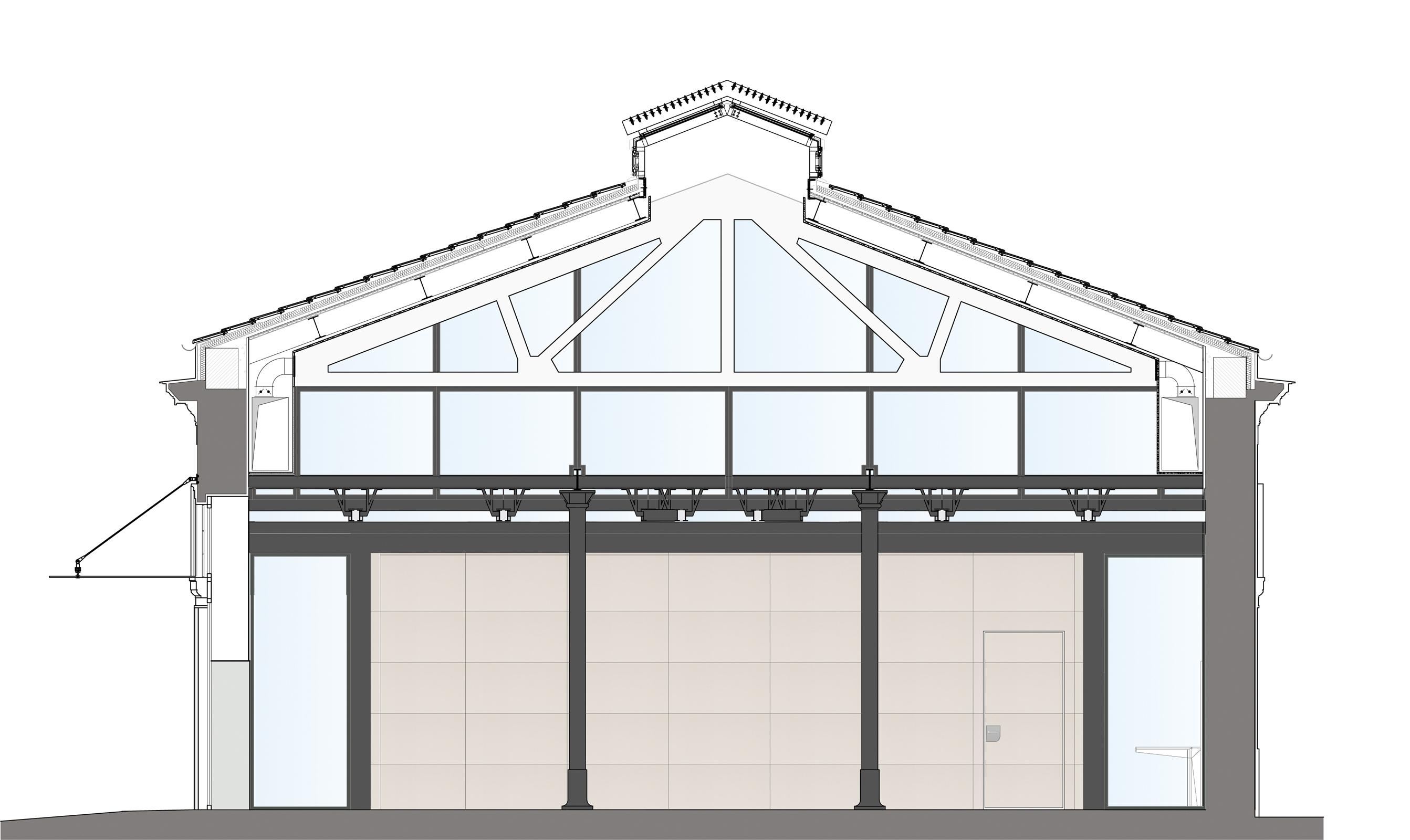 Padiglione 2b facolta di architettura roma tre for Architettura e design roma